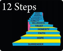 12 step model