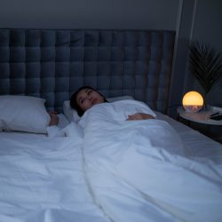 Alcoholic night sweats may indicate withdrawal or other issues.